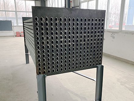 大安現代星旗生物質發電有限公司橢圓管空預器項目