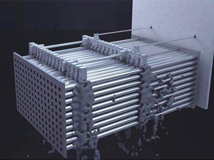 泓江智造钛钢空预器和空预器在线清灰设备相关问题