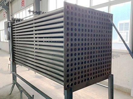低碳鋼空預器
